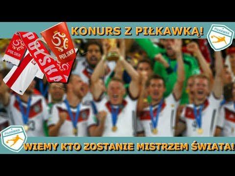 Symulacja Mistrzostw Świata i Konkurs z gadżetami Reprezentacji Polski!