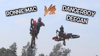 RONNIE MAC VS DANGERBOY DEEGAN!!!