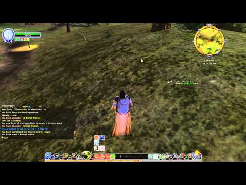 LOTRO: Crafting: Armsman Profession (Weaponsmith, Prospector and Woodworker)