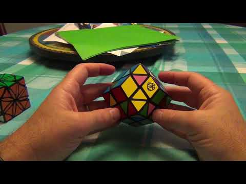 Face Turning Rhombic Dodecahedron Part 2:  Parity solved!
