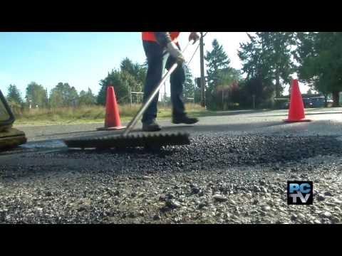 Public Works & Utilities - Pavement Maintenance