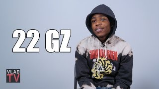 "22Gz on ""Suburban"" Being His Biggest Song, Sheff G"