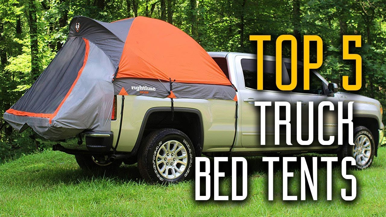Top 5 Best Truck Bed Tents 2018 For Camping