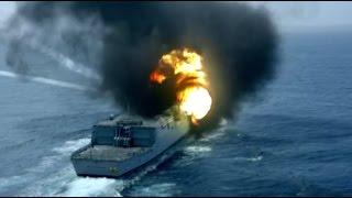ザ・ラスト・シップ 対艦ミサイルシーン