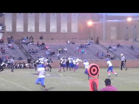 South asheboro middle school football
