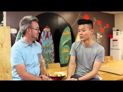 Bryces Ives interviews David Fung on Bach