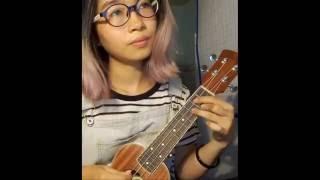 Tháng Tư Là Lời Nói Dối Của Em - ukulele