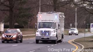 Montgomery County Police Responding to Barricade in Gaithersburg, Maryland