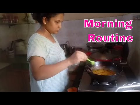 Indian Mom Real Morning  To Lunch Routine 2018 | Indian Women Daily Routine | Toy  N Joy