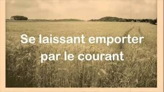 اغنيه فرنسيه بعنوان انها قصه جميله