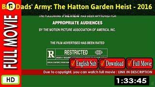 Watch Online: Bad Dads Army The Hatton Garden Heist (2016 TV Movie)