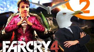 IK BEN NIET ECHT EEN MEEUW - Far Cry 4 Playthrough Deel 2