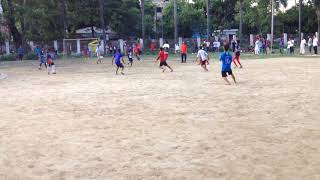 Boys are Playing Funny Football with Fun   Boys Football Game