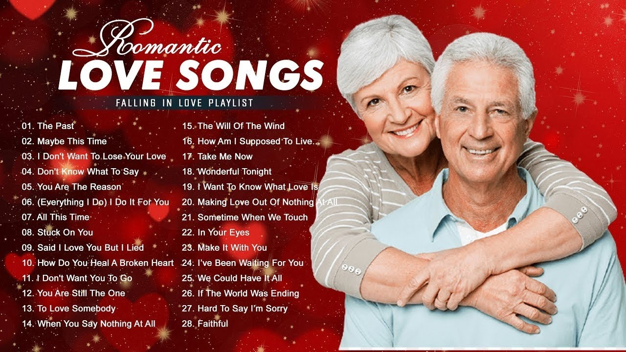 Relaxing Beautiful Love Songs 80s 90s - The Best Classic Love Songs - Greatest Hits Love Songs Ever.
