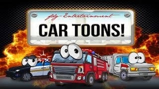 Car Toons! - iPhone/iPod Touch/iPad - HD Gameplay Trailer