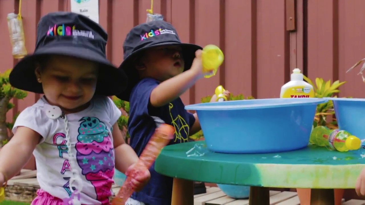 Kids Early Learning Blacktown City Youtube
