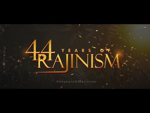44 Years Of Rajinism - With English Subtitles | Superstar Rajinikanth