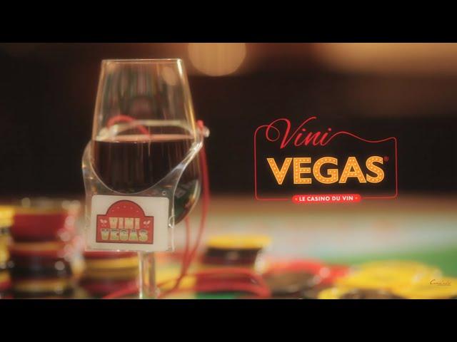 Vini Vegas : le casino du vin