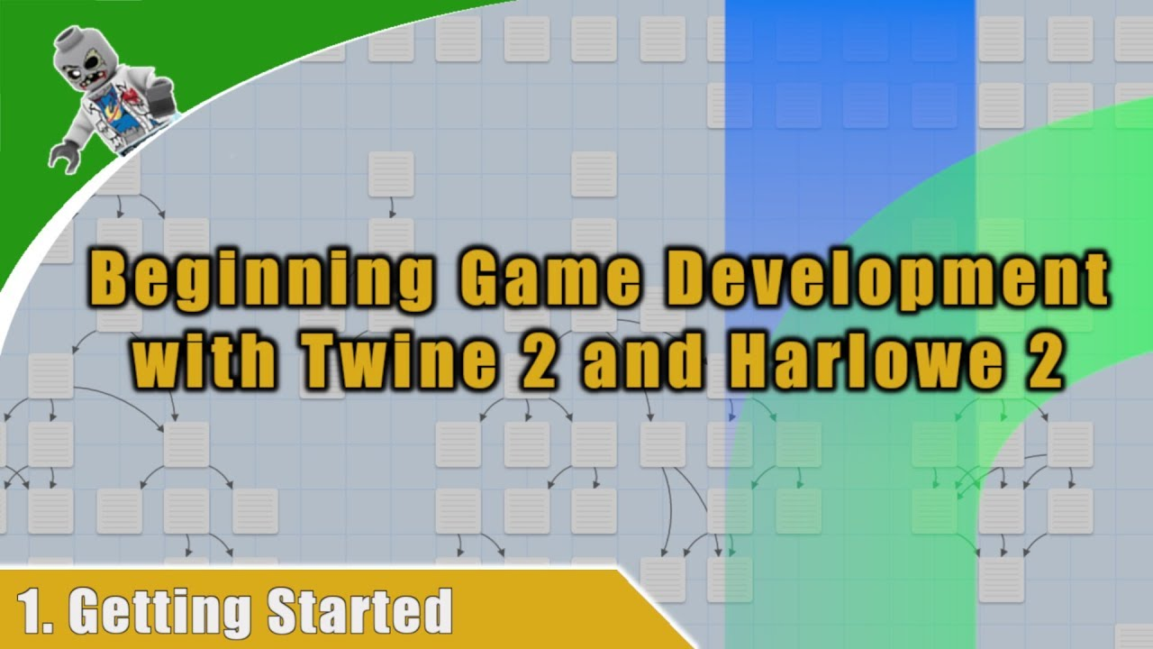 Beginning Game Development with Twine 2 and Harlowe 2 - Interactive Fiction  Tutorial for Beginners