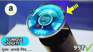 5 AMAZING SCIENCE GADGETS INVENTION YOU CAN BUY ON AMAZON INDIA