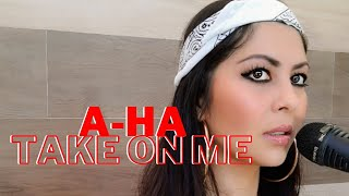 A-HA - Take On Me - (2021 Overdriver Duo) Cover - Remix