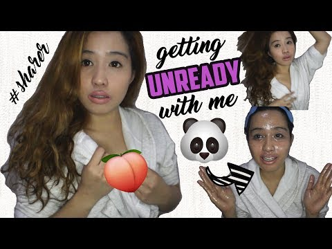 Get Unready With Me (I Realize I Am Ugly)
