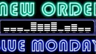 NEW ORDER - Blue Monday (1983)