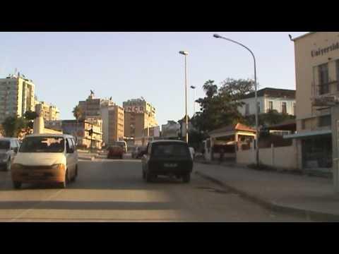 Baixa de Luanda.
