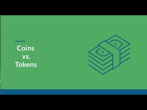 Coins Vs. Tokens - What's The Difference?
