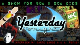 80s & 90s Childhood Nostalgia! Watch 'Yesterday Tonight' [Pilot]