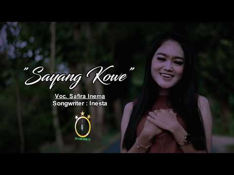Sayang Kowe - Safira Inema (Official Audio Video)