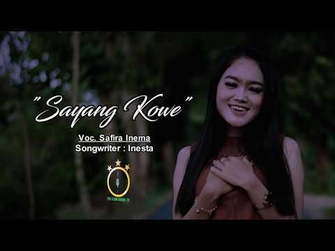 Safira Inema Sayang Kowe Official Music Video