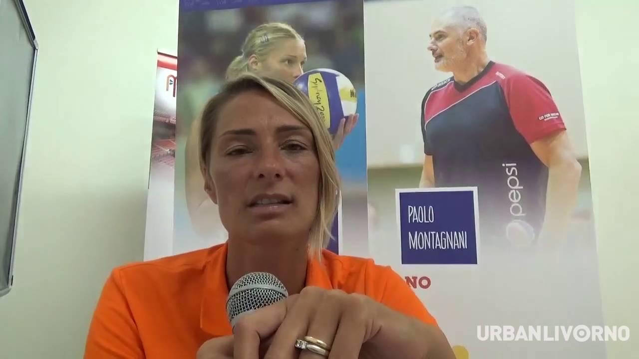 Livorno, Intervista a Maurizia Cacciatori - YouTube