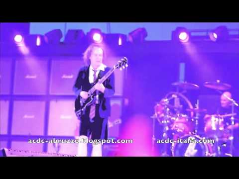 AC/DC SIN CITY - Live at Coachella - 17 April 2015 (MULTI CAM MIX)