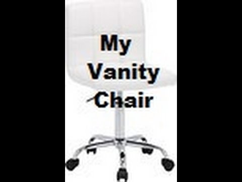 My Vanity Makeup Chair