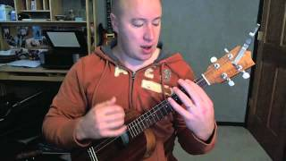 I Knew You Were Trouble- Ukulele Lesson- Taylor Swift  (Todd Downing)
