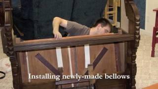 1889 Farrand & Votey Reed Organ - Air - BWV 1068
