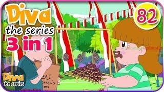 Seri Diva 3 in 1 Kompilasi 3 Episode Bagian 82 Diva The Series Official