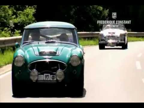 Frederique Constant Vintage Rally Healey
