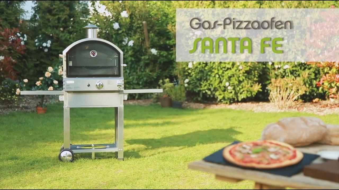 Tepro Holzkohlegrill Philadelphia : Tepro gas pizzaofen santa fe youtube