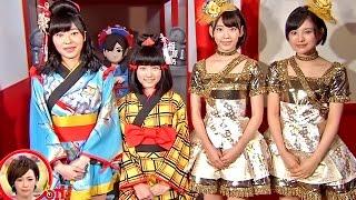 【HD 60fps】 HKT48 明治座 指原莉乃座長公演初日 (2015.04.08)