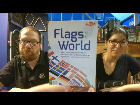 Flags Of The World Review And Tutorial