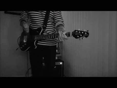 The Killers - The Man (Guitar Cover)