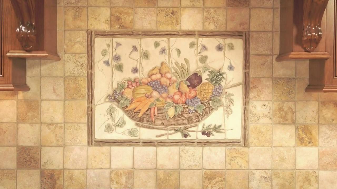 Ceramic Kitchen Tiles for Backsplash Ideas - YouTube