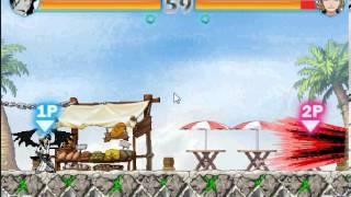 Bleach Vs Naruto gameplay Ulquiora