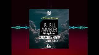 22. Hasta el Amanecer - Nicky Jam (Audio) (Feat. Sebastián Heyer & KLR)