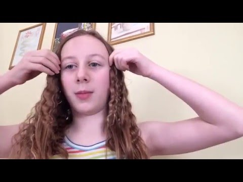 how to make your hair wavy no heat youtube