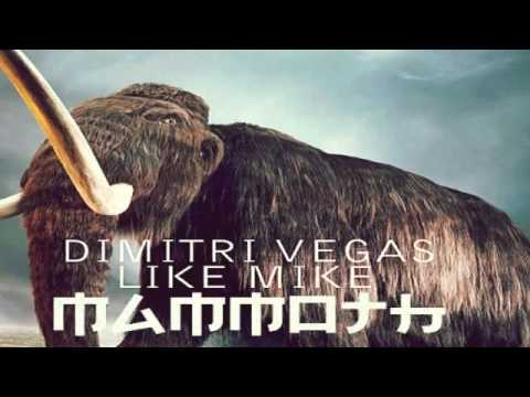 Dimitri Vegas, Like Mike Moguai - Mammoth( Santyno Bootleg Vocal Mix)