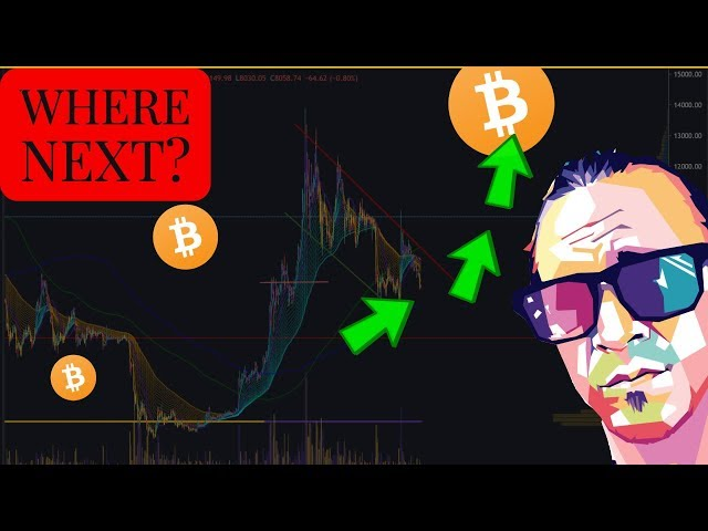 Bitcoins Price $8000 Supports?  - Raven & Matic Technical Analysis