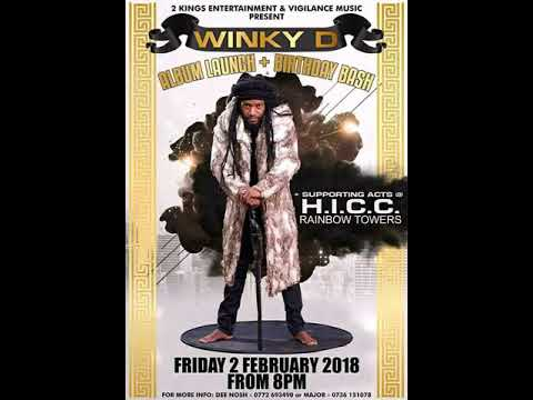 WINKY D GOMBWE ALBUM MIXTAPE BY DEEJAY STAYERA FEB 2018  +263773839791